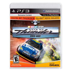 Jogo Days of Thunder (Nascar Edition) - PS3