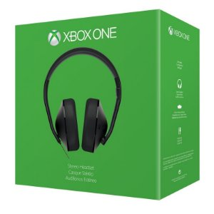 Super Headset Stereo Microsoft + Adaptador - Xbox One