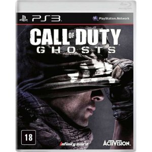 Jogo Call of Duty: Ghosts - PS3