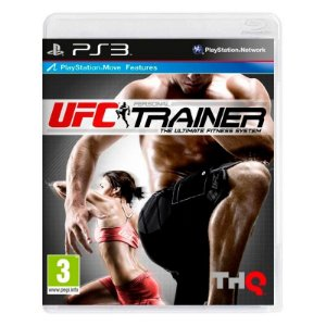 Jogo UFC Personal Trainer: The Ultimate Fitness System + Leg Strap - PS3