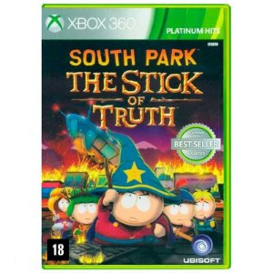 Jogo South Park: The Stick of Truth - Xbox 360