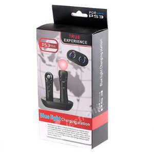 Carregador para controles PlayStation Move - PS3