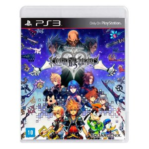 Jogo Kingdom Hearts HD 2.5 Remix - PS3