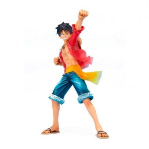 Action figure One Piece Monkey D. Luffy - 5th Anniversary Edition