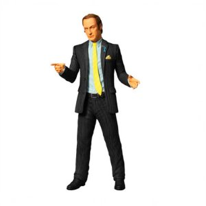 Action figure Breaking Bad Saul Goodman - 6 inches Figure
