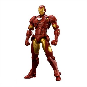 Action figure Iron Man Armorize (die-cast)
