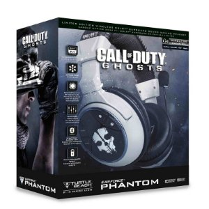 Headset Turtle Beach Ear Force Phantom Call of Duty: Ghosts (Limited Edition) - Multiplataforma