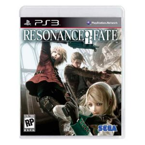 Jogo Resonance of Fate - PS3