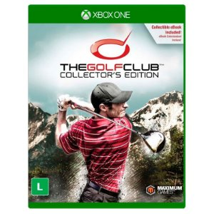 Jogo The Golf Club: Collector's Edition - Xbox One