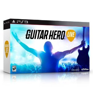 Kit Guitar Hero: Live (Guitar Bundle) - PS3