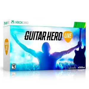 Kit Guitar Hero: Live (Guitar Bundle) - Xbox 360