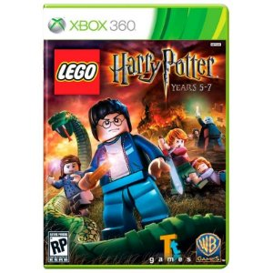 Jogo LEGO Harry Potter: Years 5-7 - Xbox 360