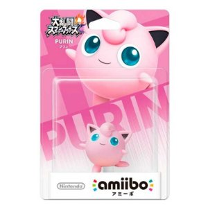 Nintendo Amiibo: Purin Super Smash Bros. - Wii U e New Nintendo 3DS