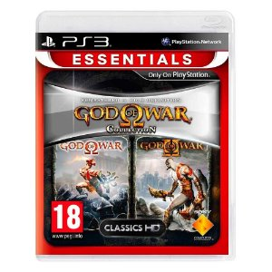 Jogo God of War: Collection - PS3