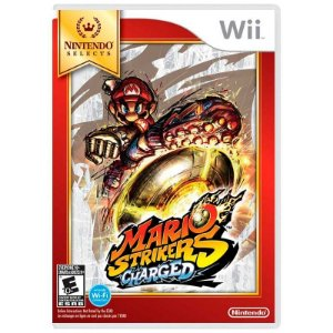 Jogo Mario Strikers: Charged - Wii