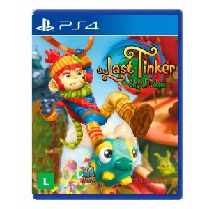 Jogo The Last Tinker: City of Colors - PS4