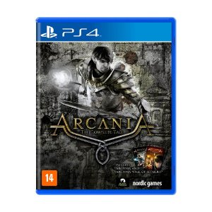 Jogo Arcania: The Complete Tale - PS4