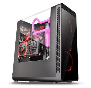COMPUTADOR VGAMER PROGRESSIVE - Intel Core i7, B150, 16GB DDR4, GTX 1080Ti, 1TB HD, 600W 80 PLUS, View 27 / PC GAMER