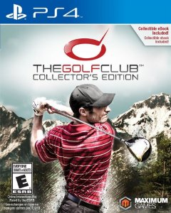 Ps4 The Golf Club Collectors Edition