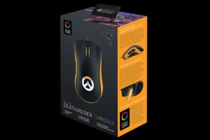 Razer Mouse - Deathadder Chroma Overwatch