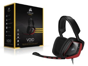HEADSET GAMER CA-9011144-EU VOID DOLBY 7.1 RED