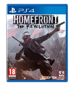 Jogo Homefront: The Revolution - PS4 - PLAY 4 - PLAYSTATION 4 - FPS/Suspense
