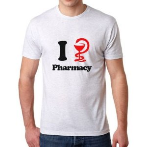 Camisa I Love Pharmacy Masculina