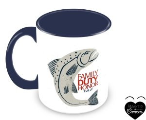Caneca Game of Thrones - Casa Tully