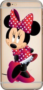 Capinha para celular -  Lovely Minnie