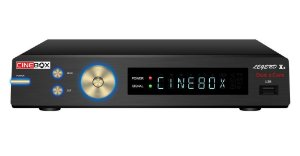 RECEPTOR CINEBOX LEGEND X2 DUO+ SKS+IKS+IPTV+WIFI