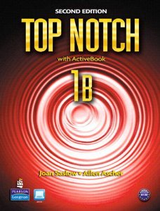 TOP NOTCH 1B SPLIT - STUDENT BOOK WITH ACTIVEBOOK- 2 EDITION