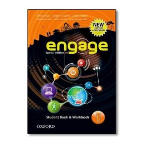 ENGAGE 1 STUDENT BOOK AND WORKBOOK - SPECIAL EDITION