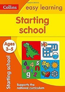 STARTING SCHOOL - AGES 3-5 - COLLINS EASY LEARNING