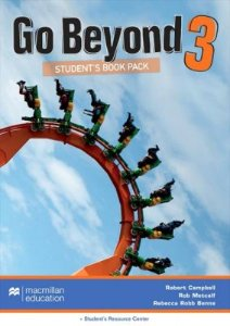 GO BEYOND 3 STUDENT'S BOOK PACK