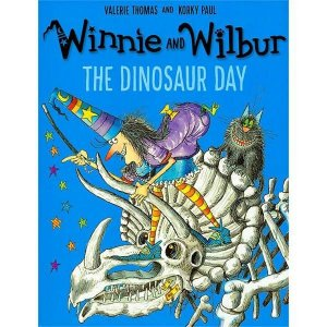 WINNIE  AND WILBUR THE DINOSAUR DAY