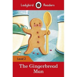 THE GINGERBREAD MAN - LADYBIRD READER -LEVEL2