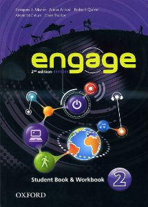 ENGAGE 2 STUDENT BOOK AND WORKBOOK- SPECIAL EDITION
