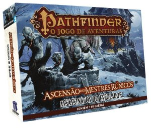 Pathfinder - Assassinatos do Esfolador (Expansão)