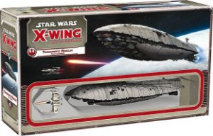 TRANSPORTE REBELDE - EXPANSÃO, STAR WARS X-WING