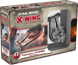 Transporte YT-2400 - Expansão Star Wars X-Wing