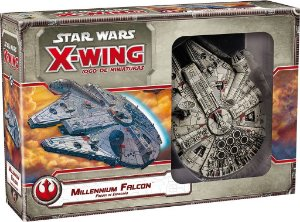 Millennium Falcon - Star Wars - X-wing