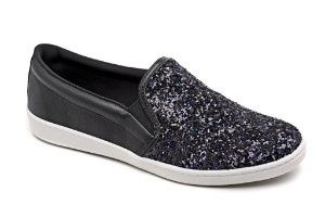 Slip On Marina Mello - Gliter Royal