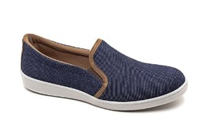 Slip On Marina Mello - Jeans