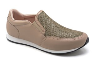 Slip On Marina Mello - Blush | Colméia Ouro