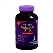 Melatonina, Natrol, 3 mg, 240 Tablets