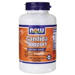 Candida Support(Candida Clear), Now Foods, 180 Vcaps