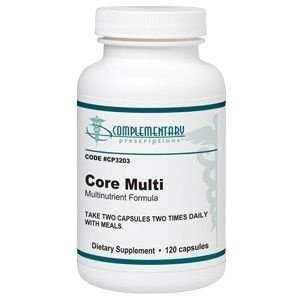 Core Multi, Complementary Prescriptions(VRP), 120 caps