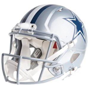 Mini Capacete Riddell NFL Dallas Cowboys