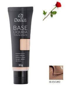 Base liquida 08 Escura Dailus