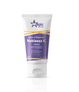 Magic Color - Noblesse K. Leave-in Reparador 12 em 1 120ml